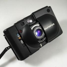 olympus xa 35mm 2.8 compact f.zuiko télémètre appareil argentique 24 36 135 état neuf