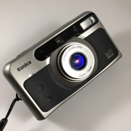 appareil konica z up 70 vp zoom 35 70mm argentique 35mm 135 film pellicule