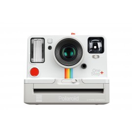appareil photo instantané polaroid originals one step plus vintage blanc white