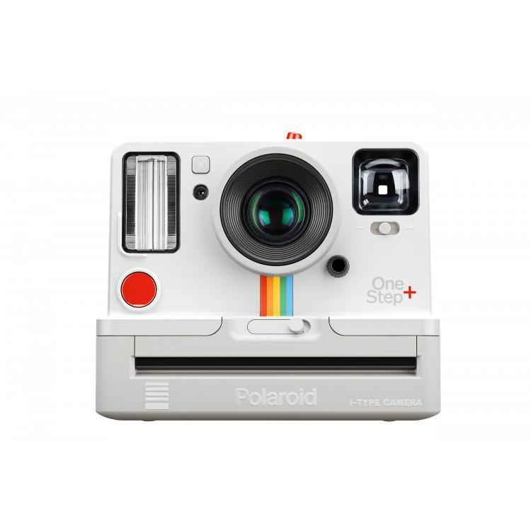 appareil photo instantané polaroid originals one step plus vintage blanc white