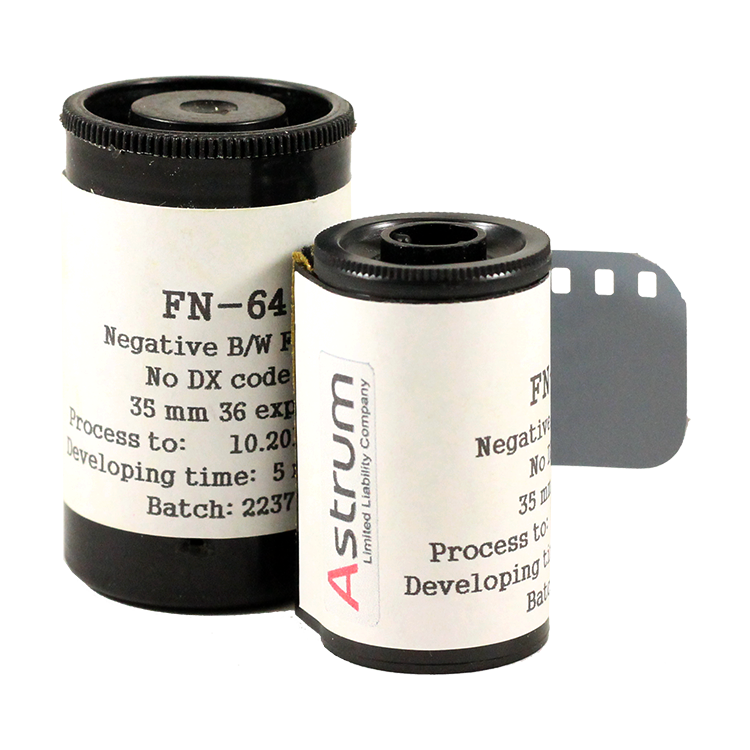 svema astrum ltd foto film photo fn64 fn-64 bw 64 iso black and white analog