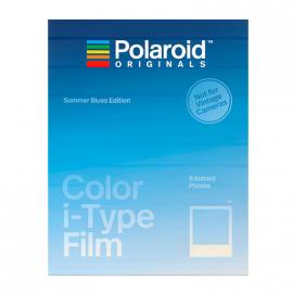 polaroid originals instant color film for i type cameras not vintage summer blues edition frame