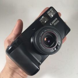 Canon Prima Zoom appareil argentique compact 35mm 35-70mm vintage