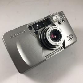 Pentax appareil argentique espio 90mc 38 90 35mm compact autofocus zoom