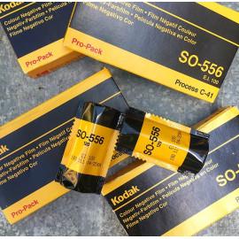 pellicule ancienne périmée kodak so 556 couleur vintage 2004 film 120