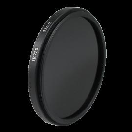 Infrared filter black and white 52mm 43mm 46mm 49mm 55mm 58mm lens lenses photo