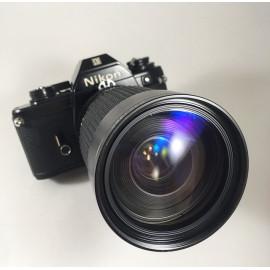 nikon em tokina 35-200mm 3.5 4.5 reflex argentique film pellicules photographie 24 36 135
