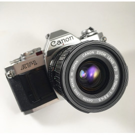 canon av-1 35mm-70mm 35-70mm zoom fd reflex 35mm film analog 3.5-4.5