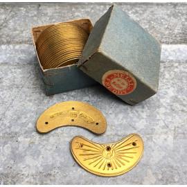 renfort protecteur freddy 55 n°55 chaussure botte métal métallique croissant pointe talon