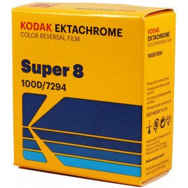 Kodak Ektachrome 100D Kodak super 8 film 100 D 7294 movie cinema picture slide film color E6