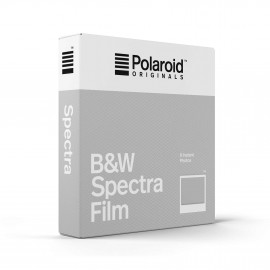 Instant film Spectra Black and white Image Film Polaroid Originals