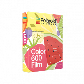 pellicule polaroid originals couleur bords coloré summer fruits fruit edition été rare cadre