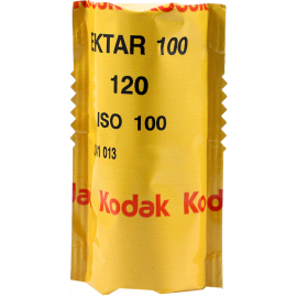 kodak ektar 100 analog color film 100 iso medium format roll