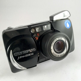 olympus mju zoom 140 compact argentique 38mm 140mm 1996