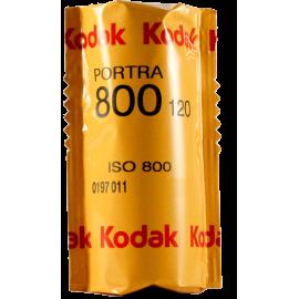 portra 800 120 kodak couleur négatif moyen format