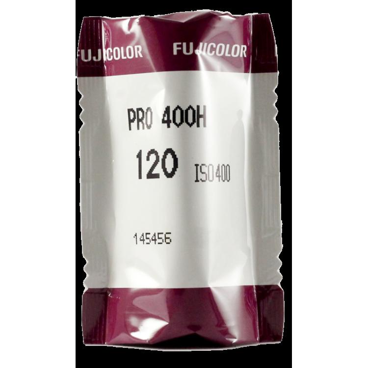 pro 400h 120 fuji fujifilm fujichrome couleur négatif 100 moyen format