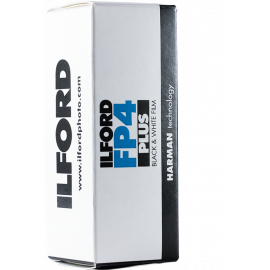 ilford fp4 plus 125 analog film 120 format medium 6*6 black and white