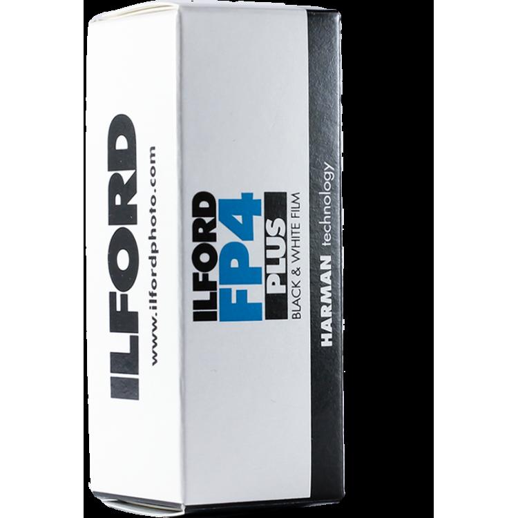 ilford fp4 plus 125 film 120 pellicule argentique moyen format