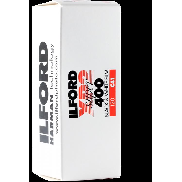 ilford xp2 super 400 film 120 moyen format pellicule argentique noir et blanc