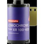 lomography purple xr 100 400 color negative analog 35mm 135