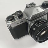 pentax k1000 smc 50mm 2 reflex film 35mm 135 analog camera vintage