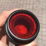 Filtre orange noir et blanc 49mm 52mm 55mm  objectif optique photo