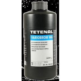 tetenal variobrom wa liquid black and white developper film 1l