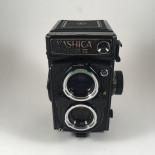 yashica mat 124g yashinon 80mm 120 tlr reflex moyen format 6x6 argentique photo photographie