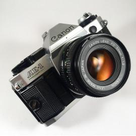 canon ae1 program 50mm fd 1.8 appareil argentique reflex 35mm Canon AE-1