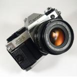 canon ae1 program 50mm fd 1.8 film camera reflex 35mm Canon AE-1