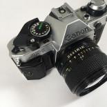 canon ae1 program 24mm fd 2.8 film camera reflex 35mm Canon AE-1