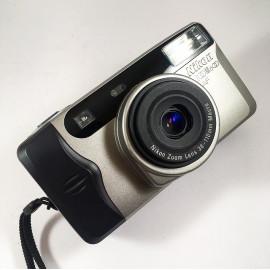 Nikon Zoom 600 AF appareil argentique compact 35mm 38-110mm vintage