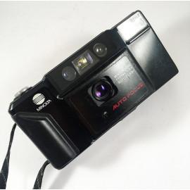 minolta af e af-e point and shoot ancien vintage 35mm 3.5  argentique 1984