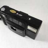 Minolta af-e af e autofocus antique vintage 35mm 3.5 point and shoot compact analog 1984