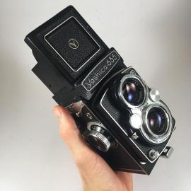 yashica 635 120 reflex TLR yashikor 80mm 3,5 analog camera medium format antique vintage photography photo film