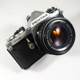 pentax me reflex 35mm asahi 50mm 1.7 argentique ancien vintage film
