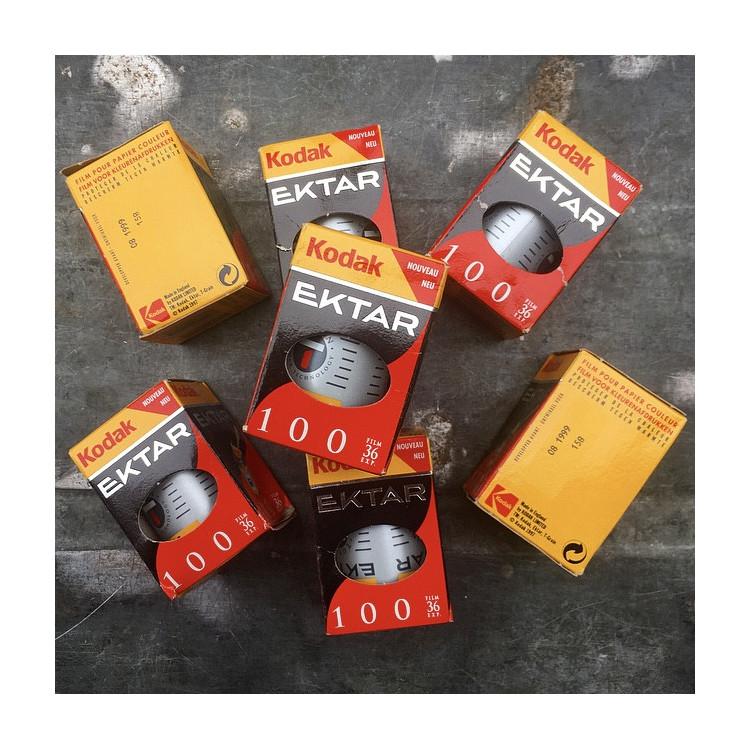 expired 35mm photo film vintage kodak ektar 100 iso 1999 vintage analog