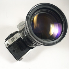 canon ae1 program fd zoom 35 105 3.5 appareil argentique reflex 35mm 105mm Canon AE-1