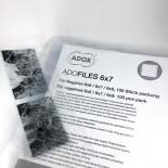 adox adofiles rangement négatif positif film 120 polypropylène