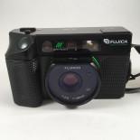 fujica fuji dl100 dl 100 autofocus point and shoot compact argentique appareil film pellicule 1982 38mm 2.8