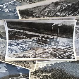 photo aérienne air avion lapie 1958 region france ecole pedagogie geographie