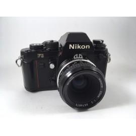 nikon f3 md4 motor drive 3 nikkor 50mm 2 vintage analog camera reflex