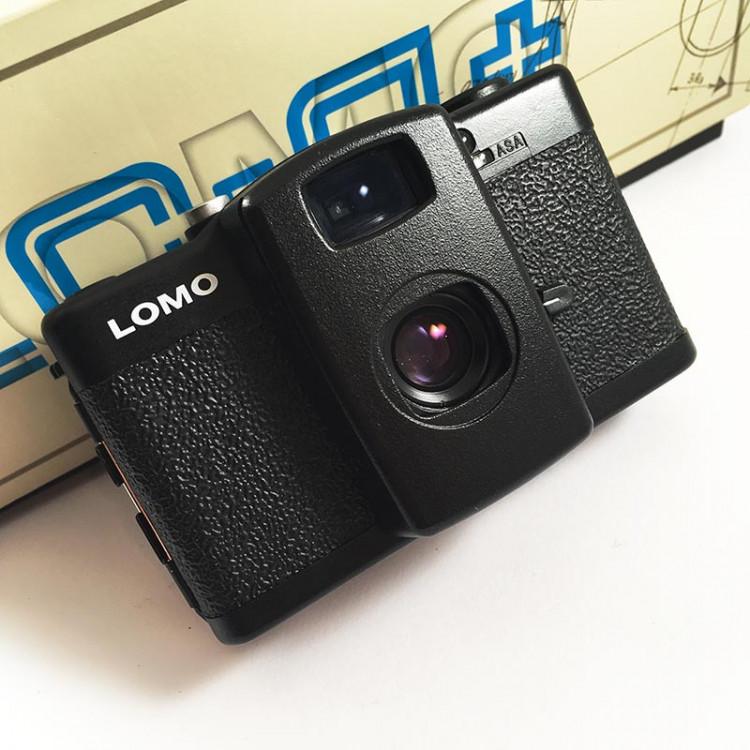 Lomo LC-A Plus LCA+ compact 35mm Minitar 1 32mm 2.8 point and shoot small analog camera new box boxed