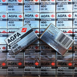 expired film vintage analog 1992 agfa agfapan black and white 400 ISO film 35mm