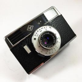 Agfa paramat compact 1963 antique apotar 30mm 2.8 vintage camera 35mm analog
