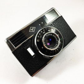Agfa parat i compact 1963 antique apotar 30mm 2.8 vintage camera 35mm analog