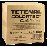 tetenal colortec c41 négatif tetenal kit 1 Litre développement