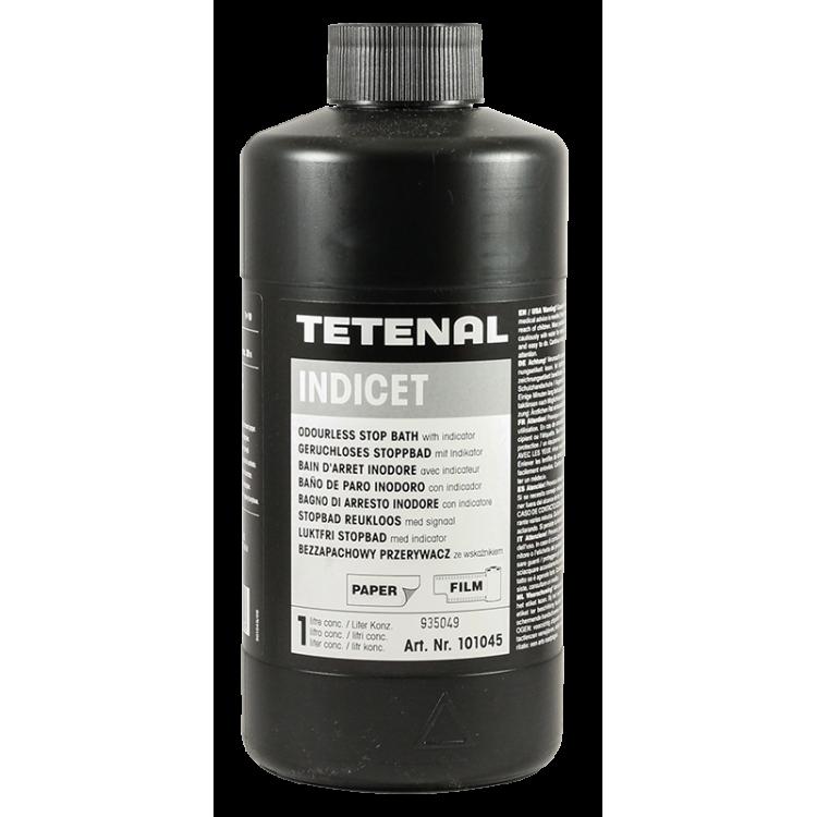 Tetenal Indicet 1 Litre Bain arret film argentique papier photo noir et blanc