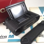 leica m4 50eme anniversaire edition limitée noir jahre 1975 1750 exemplaires