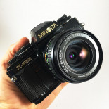 minolta x 700 x-700 w rokkor 28mm 3.5 reflex appareil argentique 35mm ancien